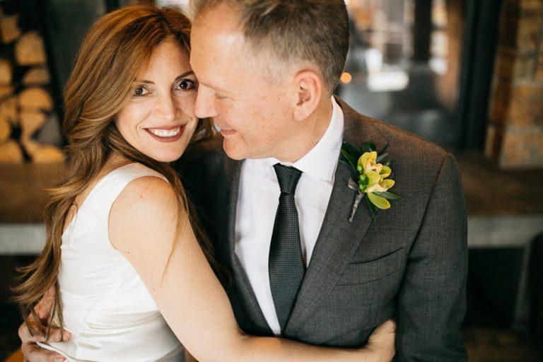 Wedding Couple by Seattle Photographer JennyGG