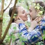 normandy park engagement session