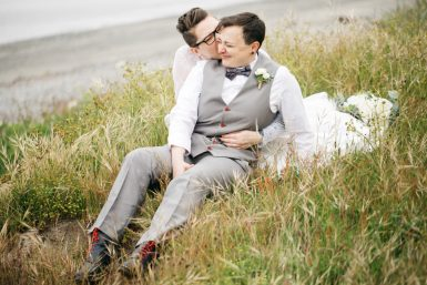 fort casey elopement by jenny gg