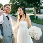 wedding at the canal in ballard by jenny gg