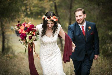 elopement at snoqualmie point park