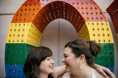 same sex wedding in san francisco by jenny gg