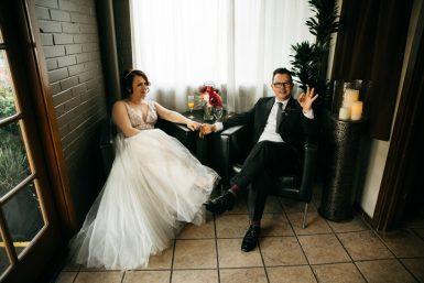landing at tyee wedding