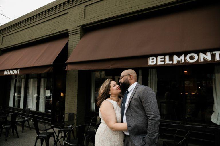seattle belmont wedding