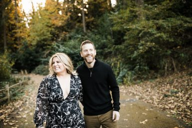 engagement photos in edmonds