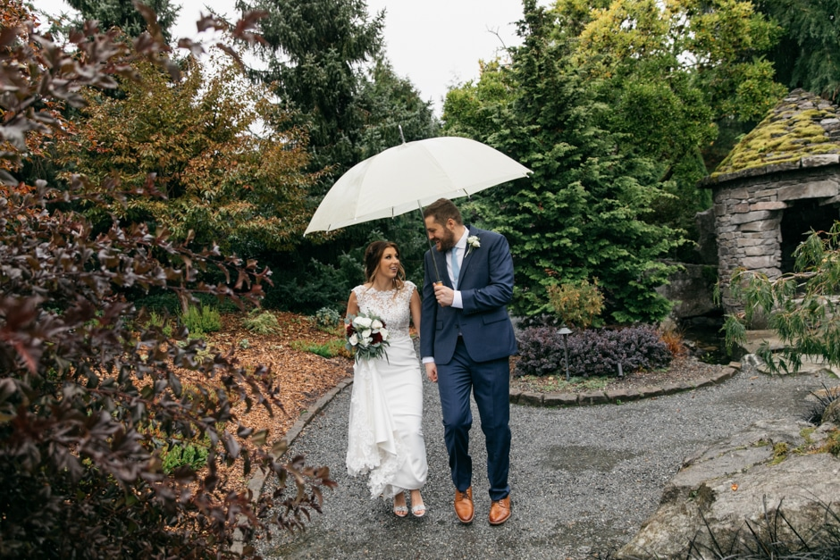 Elopement at Willows Lodge