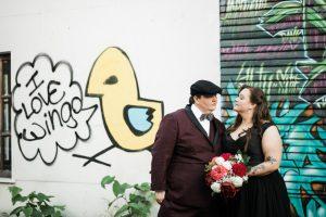 georgetown stables wedding, same sex wedding,